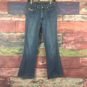 Diesel Jeans Authentic Size 30 Blue